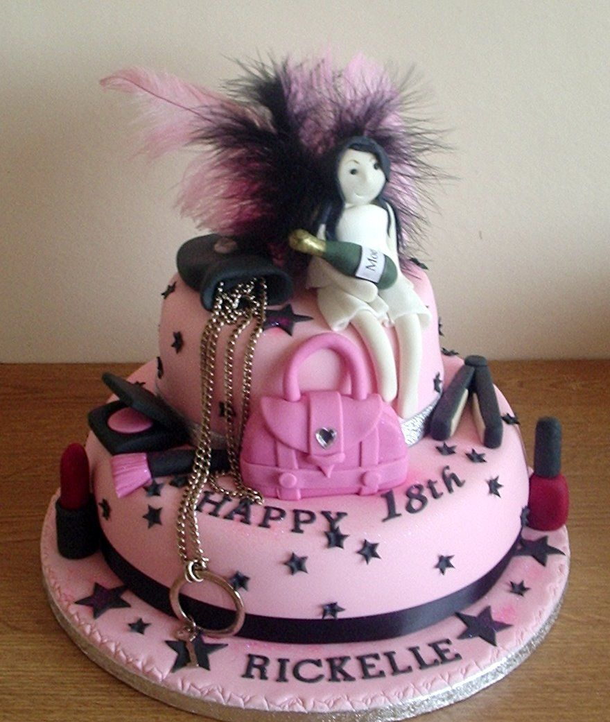 Birthday Cake Ideas Her : Cake Themes for Women Photo Gallery of The Pictures Of ...