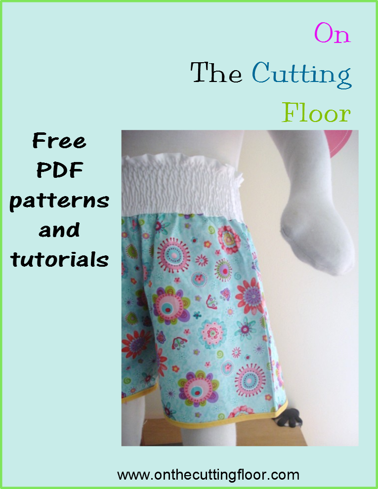 FREE PDF pattern for kids clothing size 1 to 8 Check this website ...