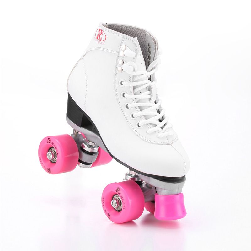 Difference roller et patin a roulette