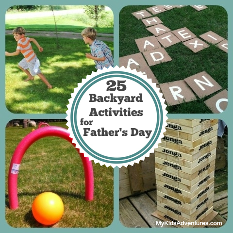 Backyard Gifts father's day gift ideas, 3 things dads really want   kids reading