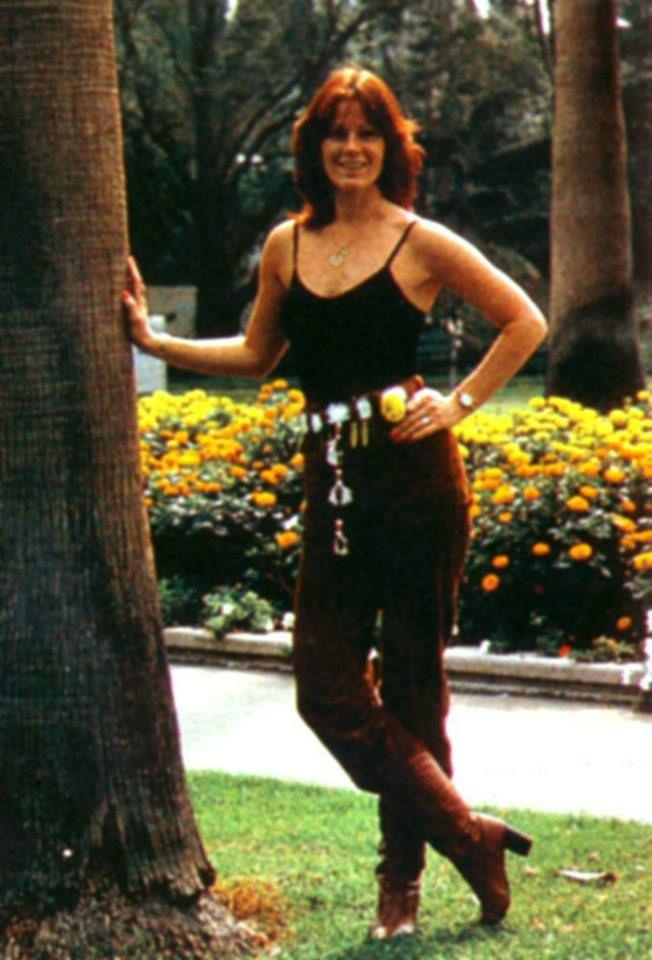 Frida lyngstad nude Nude Photos