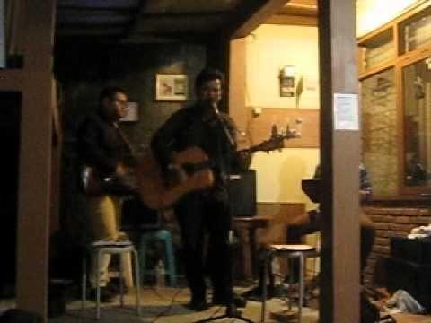 ROCKMEN - WALK (LIVE @RIVERSIDE_COFFEETARIA) (+playlist)
