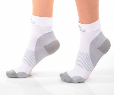 Mojo Compression Foot Sock for Plantar Fasciitis