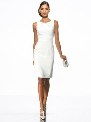 Kleid Standesamt | Kleid standesamt, Kleid hochzeit und ...