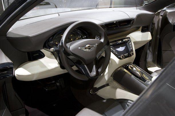 aston martin lagonda interior | Cars | Pinterest