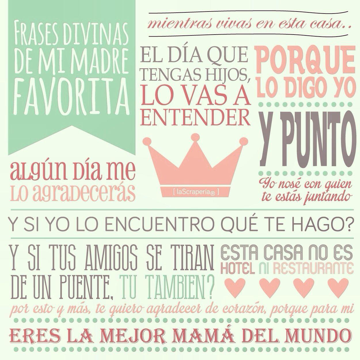 Día De Las Madres 10 De Mayo Frases Célebres De Las