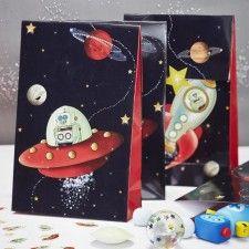 Space Uitdeelzakjes (8st)