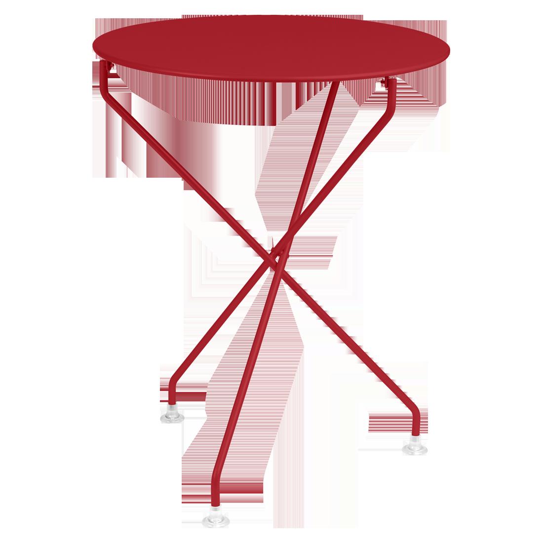 Kleiner Tisch Tertio, Balkontisch oder Garten Beistelltisch Fermob ...