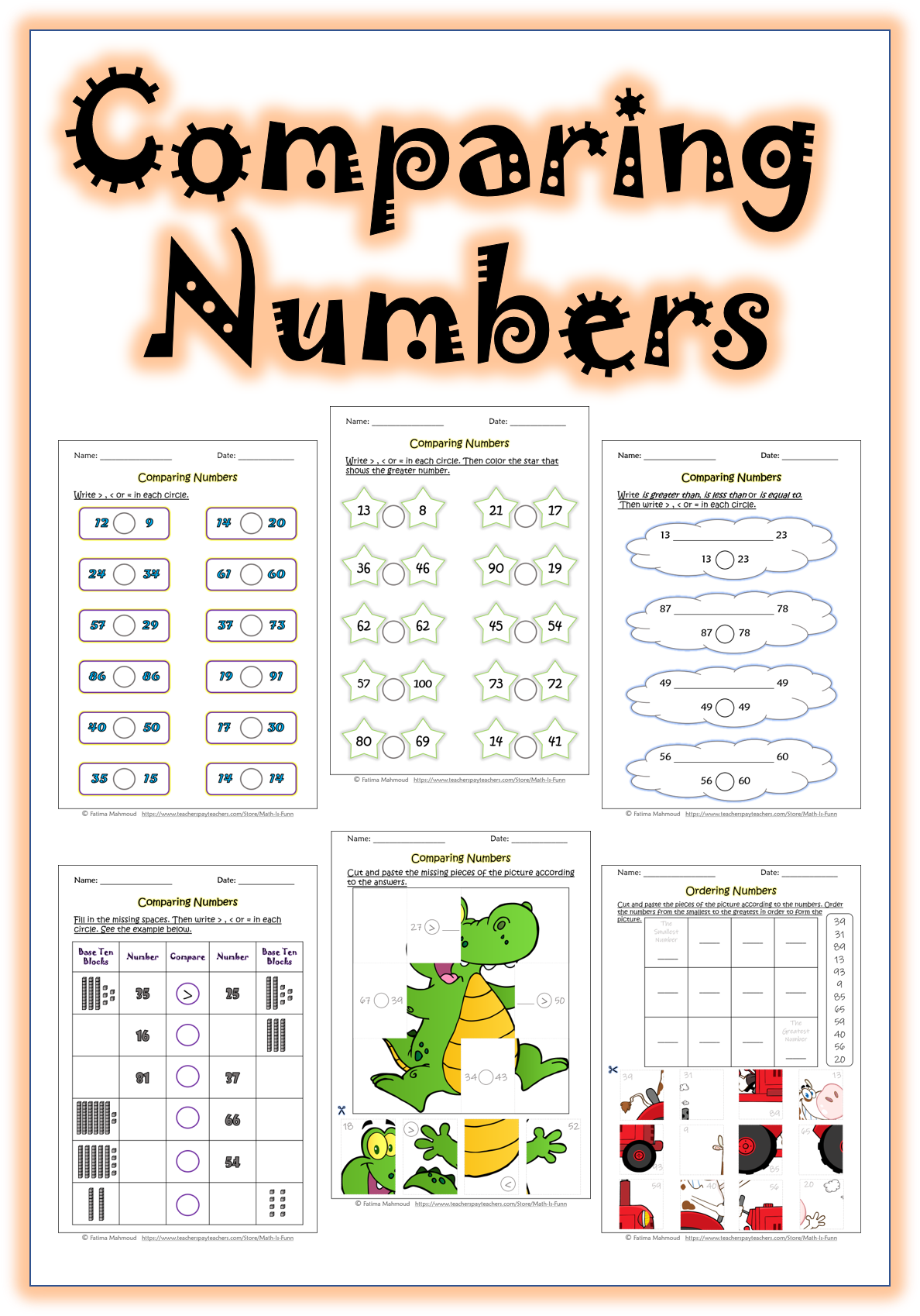 These Worksheets Have Nice Activities For Students To Help