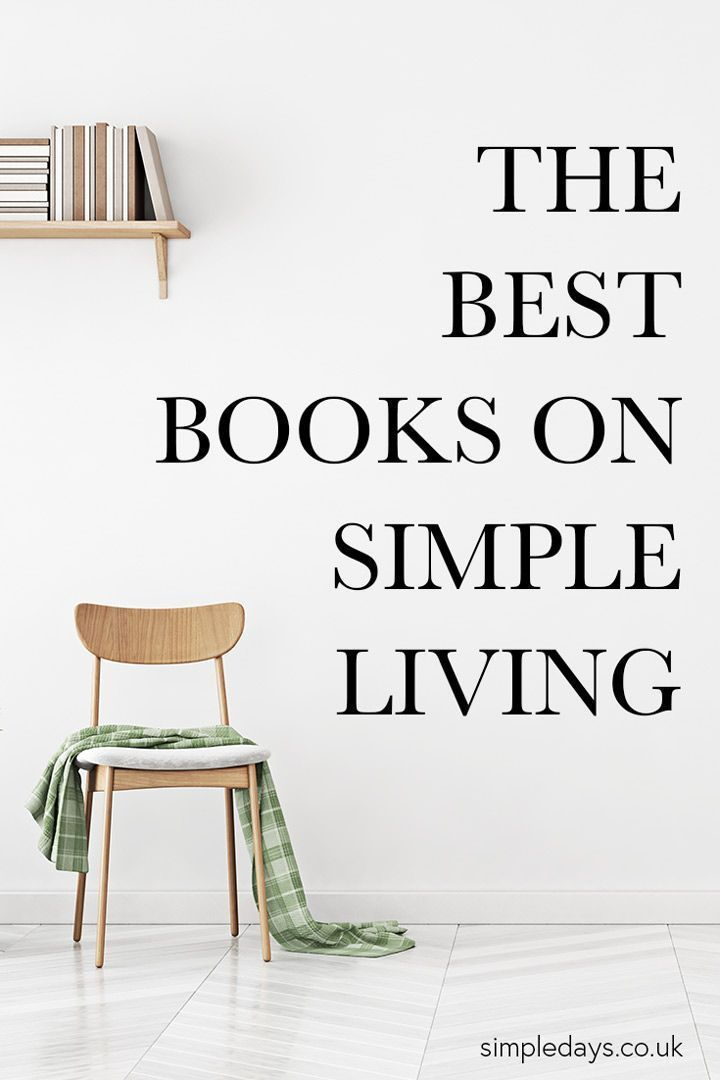 Best books on simple living simple days a minimalist