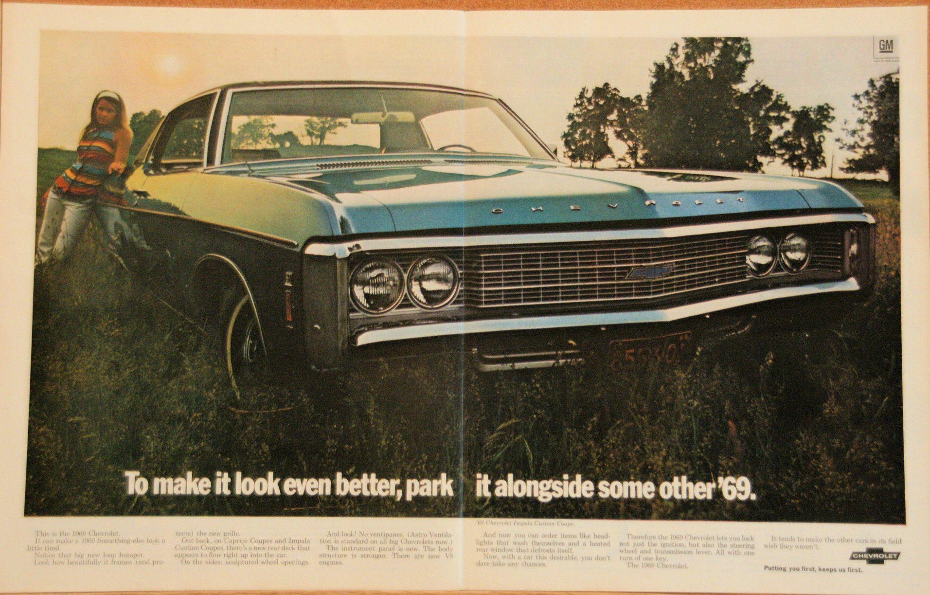 1977 CHEVROLET CHEVY MONTE CARLO Sport Car Vintage Look REPLICA METAL SIGN