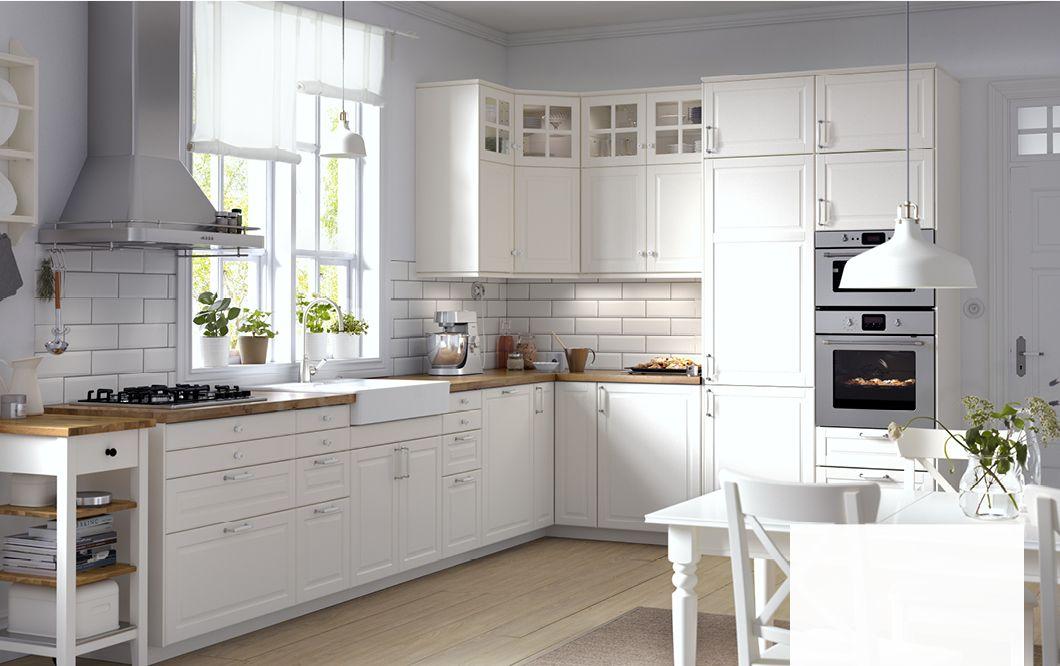 Kitchen Gallery Ikea Kitchen Design White Kitchen Design Ikea