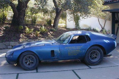 Shelby Cobra Daytona Coupe Find CarsCarroll