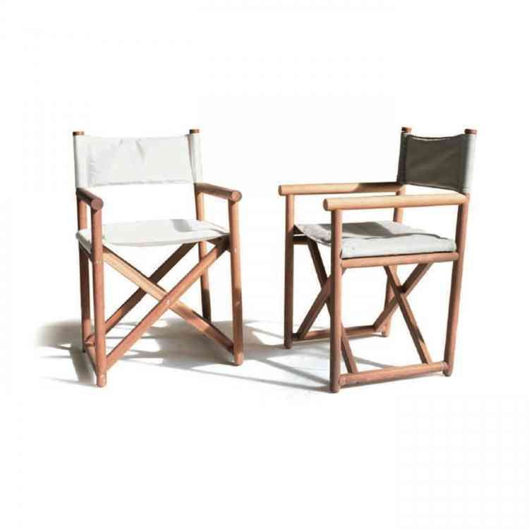 Paraggi Yacht Chair By Exteta From Pure Interiors |