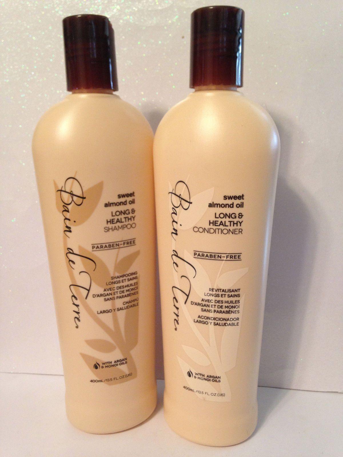 Diabetic Shampoo : diabetic, shampoo, Terre, Sweet, Almond, Shampoo, Conditioner, Litre, Healthy, Shampoo,