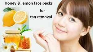 Honey and Lemons for Skin Care