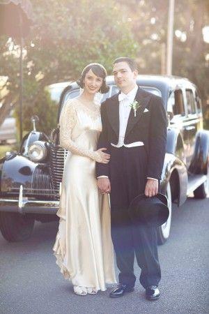 1930s Ballroom Wedding | 1920s wedding, 1920s and Weddings