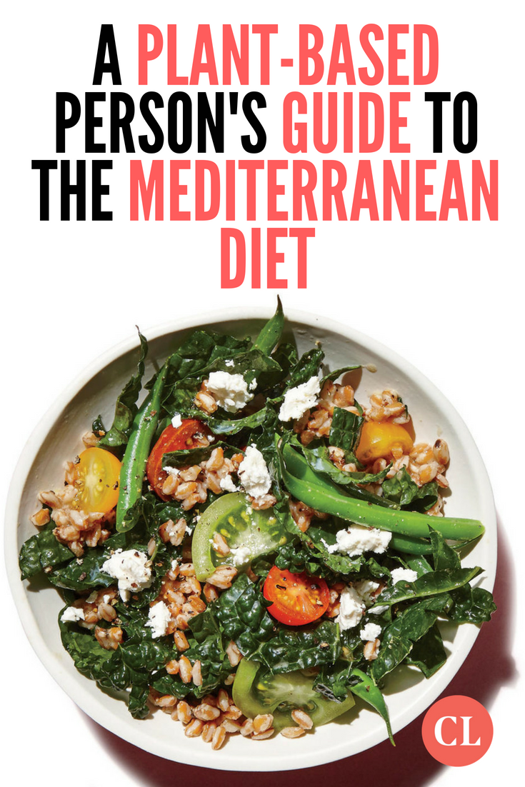 A Vegetarians Guide To The Mediterranean Diet Vegetarian