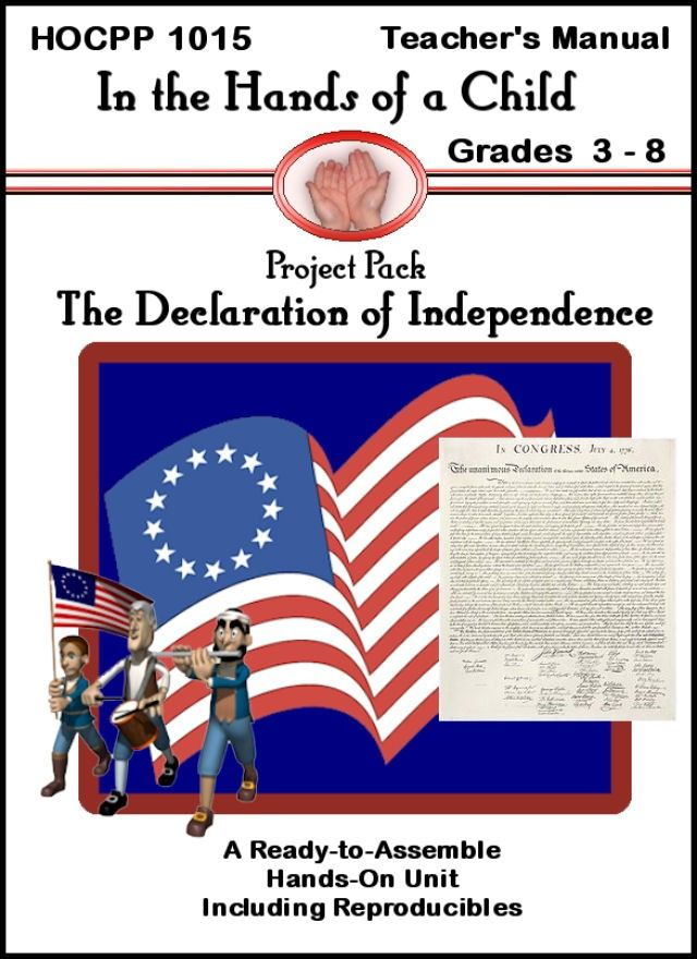 The Declaration of Independence Lapbook