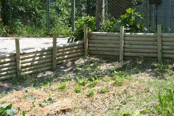 pali angolo garden pinterest muri orto and giardino