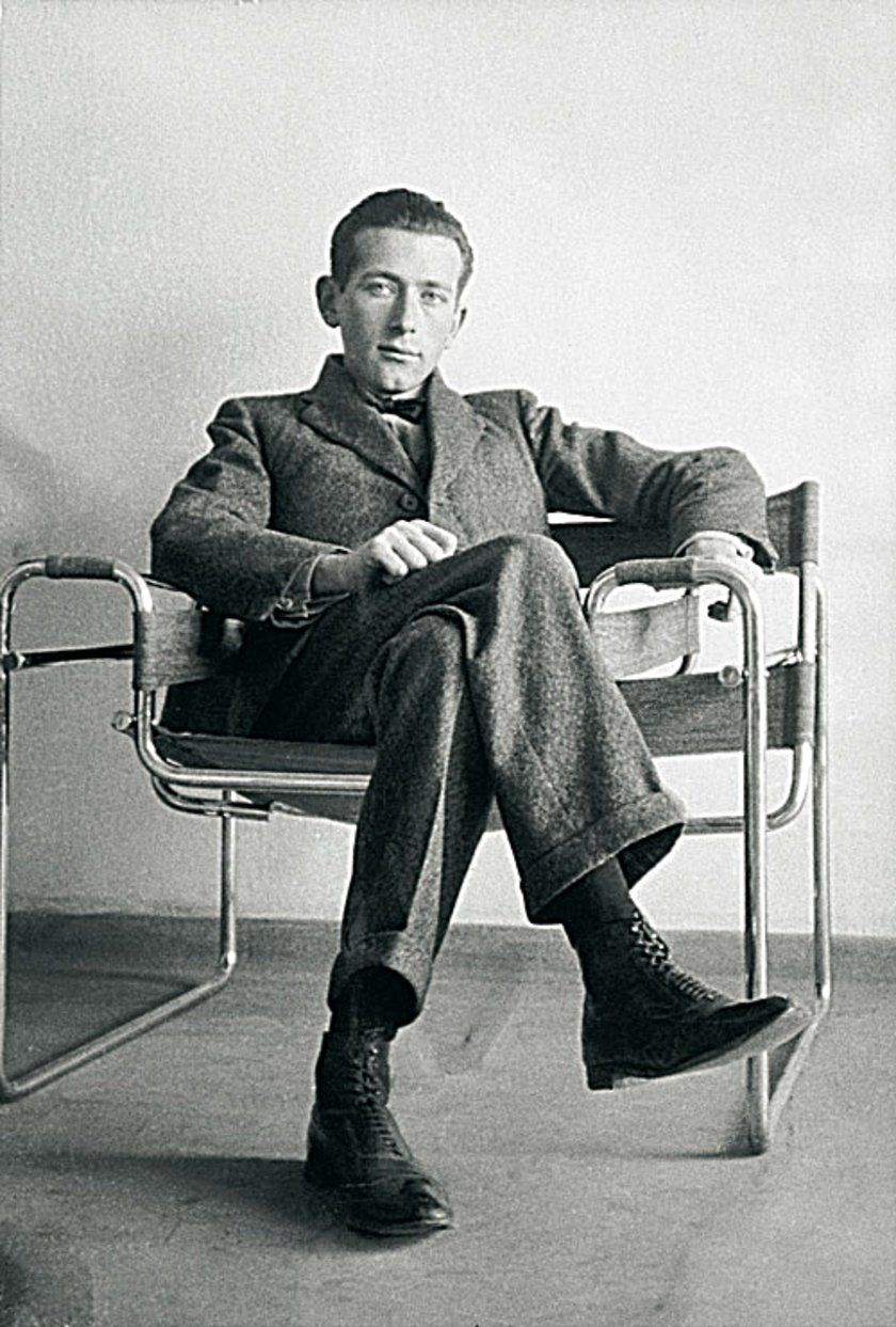 Marcel Breuer Wassily Chair B3 Ca 1926 Photo By Courtesy