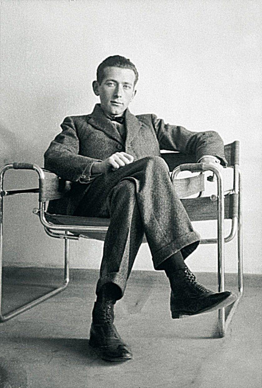 Marcel Breuer Wassily Sessel Marcel Breuer Bauhaus Marcel
