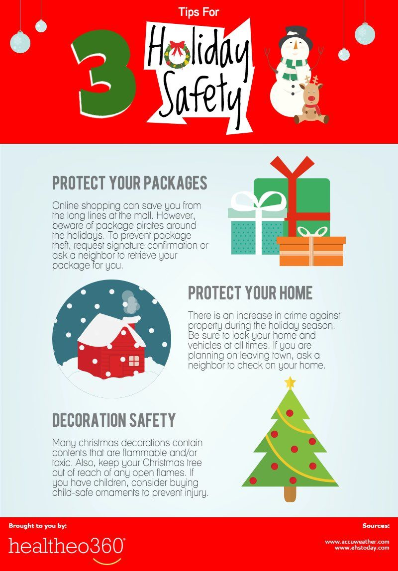 Prevent Package Piracy Holiday