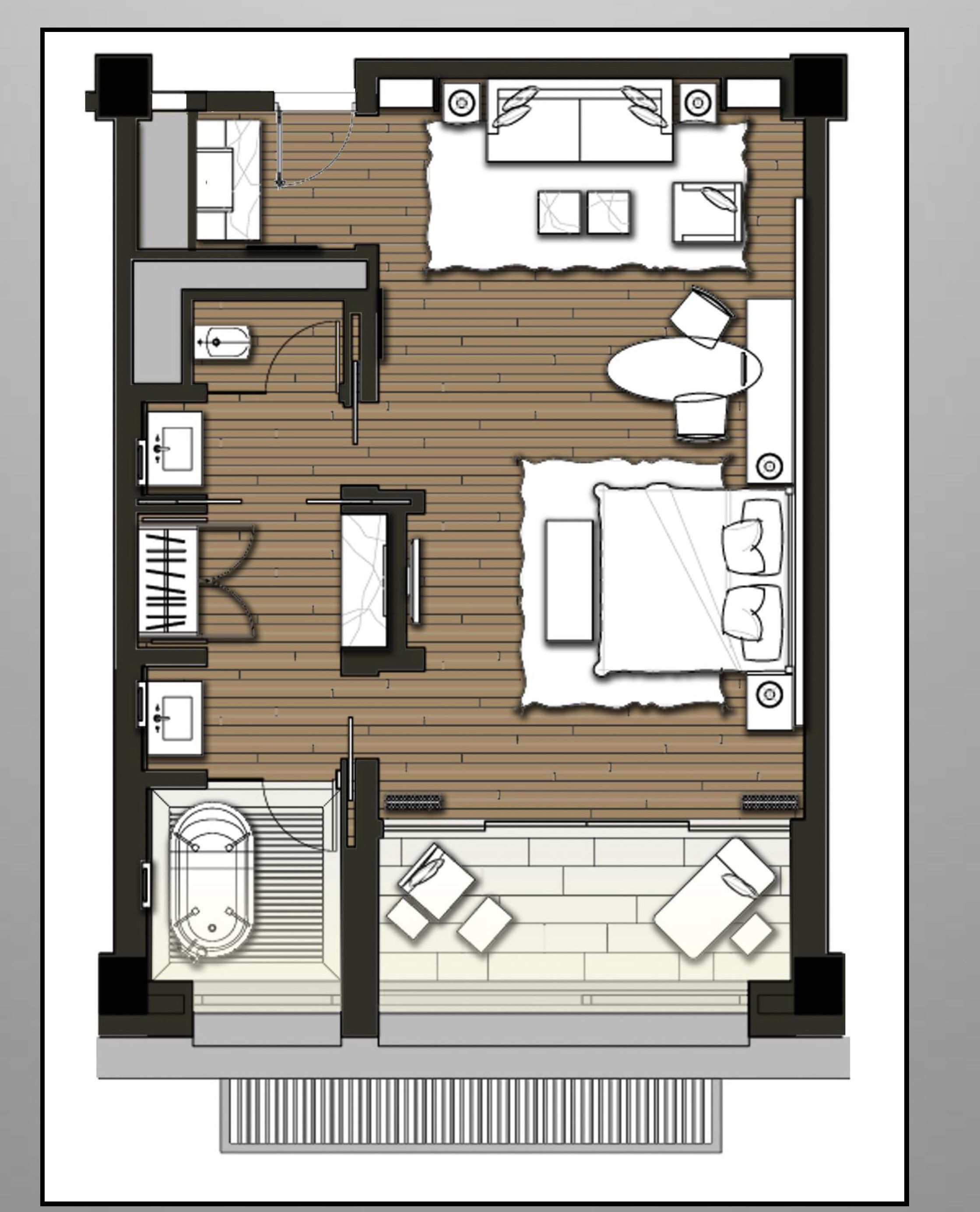 Pin By Aoao Miao On Plane Hotel Floor Plan Hotel Room Plan House Layout Plans
