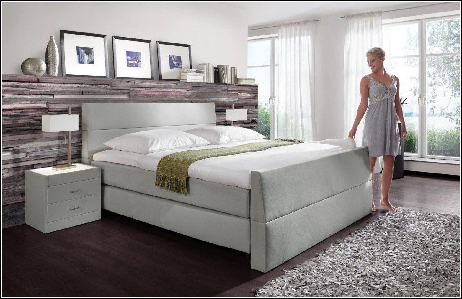 Schlafzimmer Ideen Boxspringbett