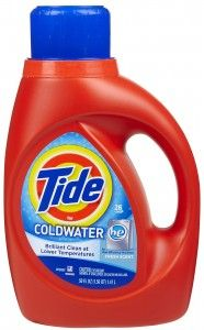 Review Tide Coldwater He Laundry Detergent Laundry Detergent
