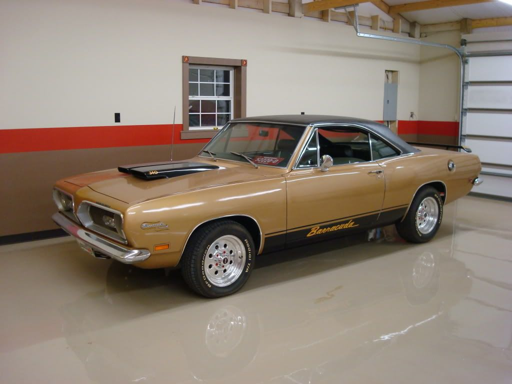 Show Us Pictures of 2nd Generation Barracudas | Mopar, Plymouth ...