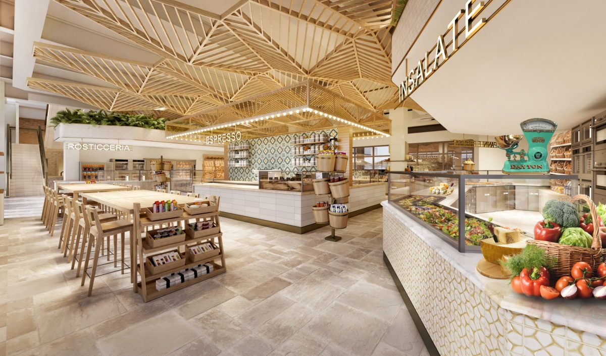 Miami is suddenly full of food halls heres where to find
