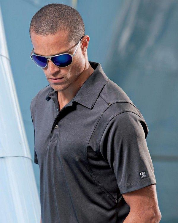 Ogio Og104 Rivet Polo Mens Outfits Golf Outfit Men Casual