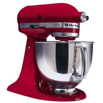 KitchenAid Küchenmaschine - nur in Rot | Products I Love and Own ...