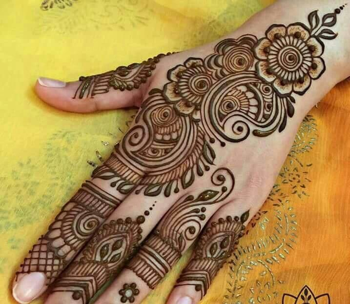 Pin By Sadaf Shaikh On Heena Design Pinterest Mehndi Mehndi