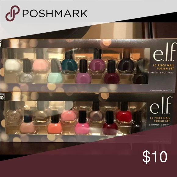 Nail Polish Set Of 20