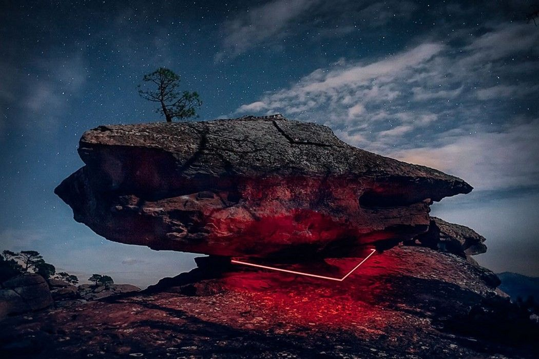La Linea Roja by Nicolas Rivals #photography #nature