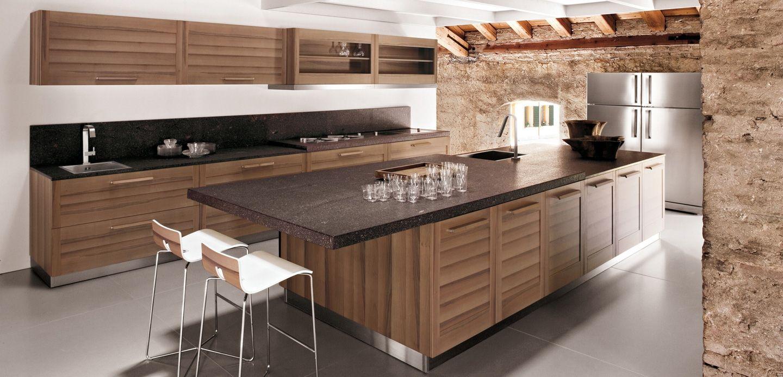 Kitchens from Italian Maker GeD Cucine | Casa hogar, Piedra y Deco