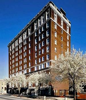 The Yorktowne Hotel York Pavintage
