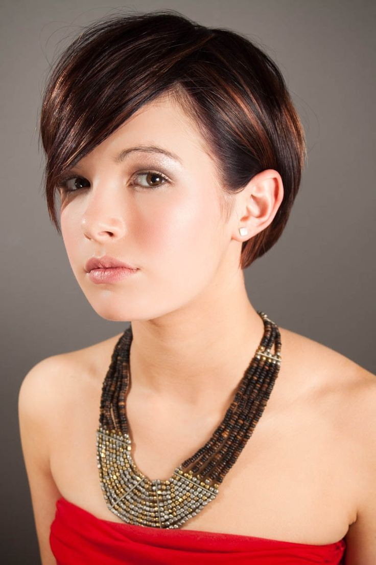 Fashionable Hairstyles For Short Hair and very easy