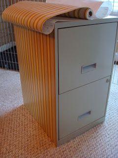 File Cabinet Makeover File Cabinet Makeover Filing Cabinet