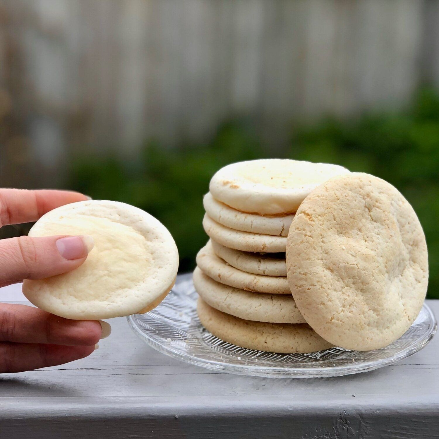 Pin By Kelly Dean On Gluten Free In 2020 Condensed Milk Cookies Almond Meal Cookies Condensed Milk Recipes