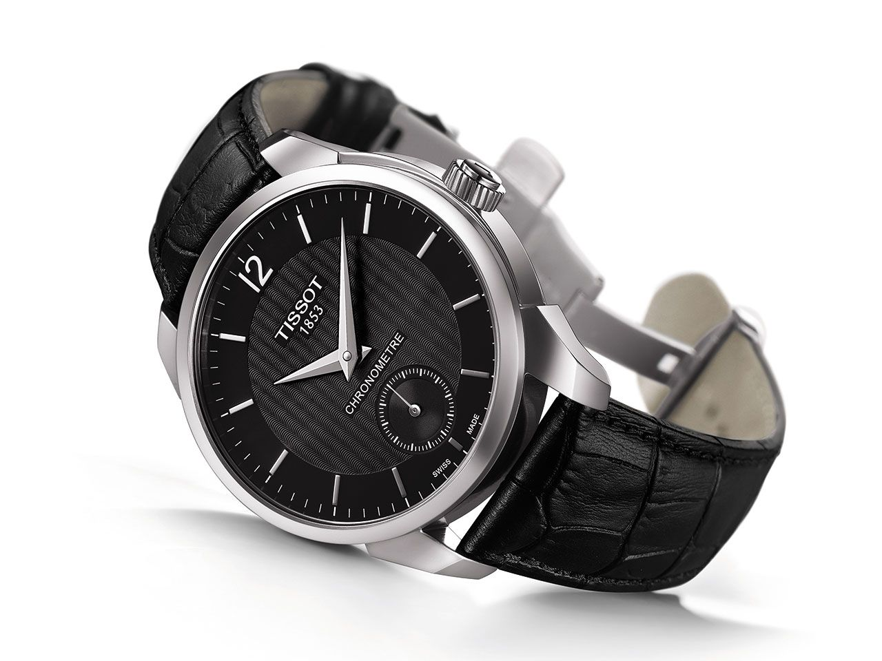Tissot T-Complication Chronometer Watch - For more information please visit: http://www.boxfox1.com/2014/05/tissot-t-complication-chronometer-watch.html