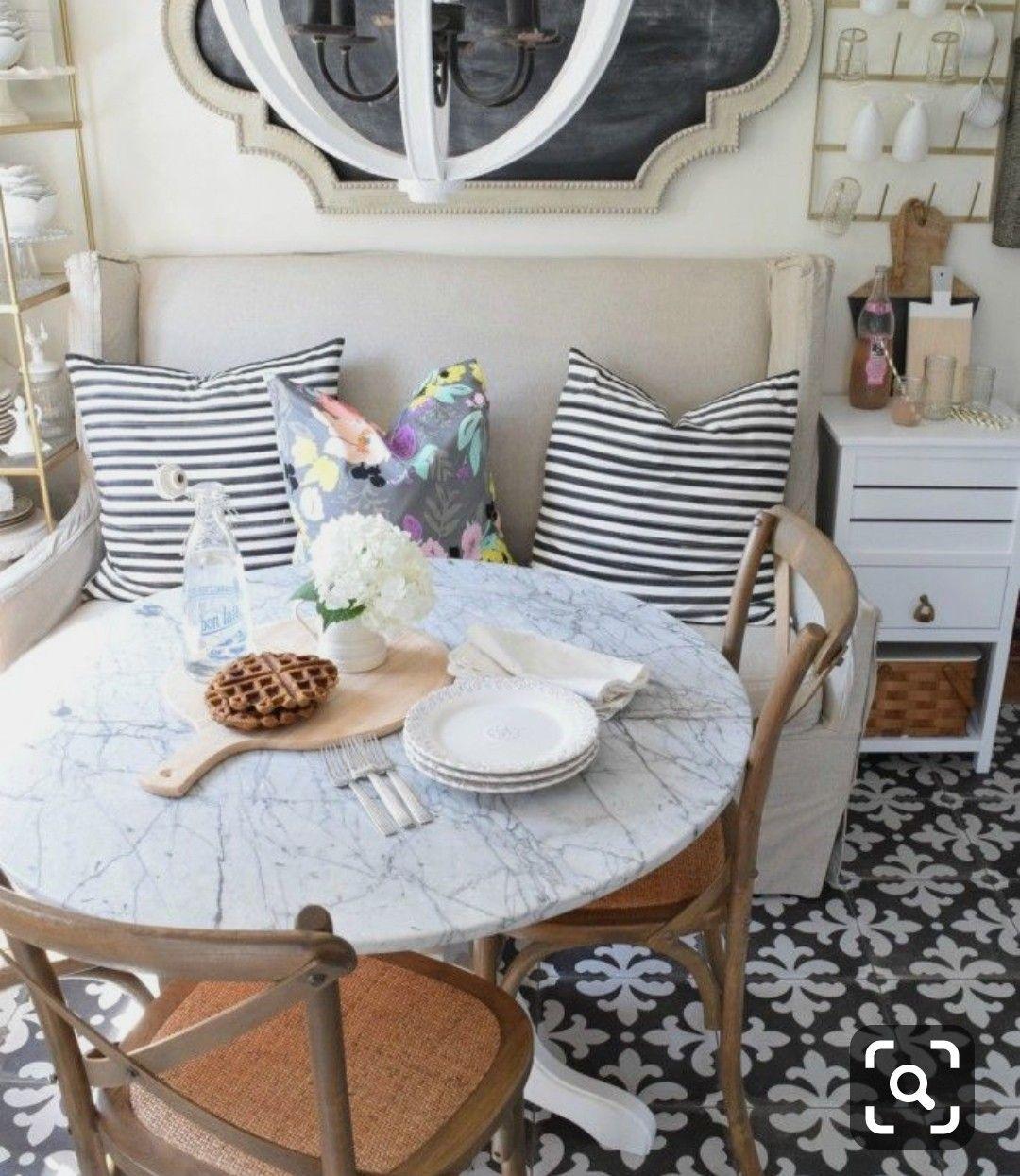 Dining Room Corner Decorating Ideas Space Saving Solutions: Idea By Jennifer Lambert On Kitchen