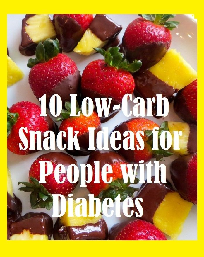 Type diabetes snacks ideas diabetes and low carb 10 low carb snack ideas for people with diabetes browse the forumfinder Gallery