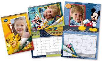 Calendario Rikorda.Calendari Multipagina Disney Www Rikorda It