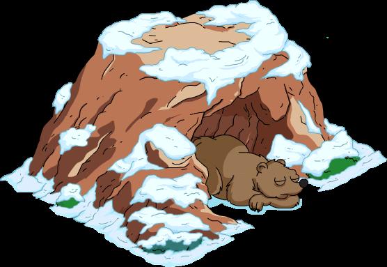 картинка медведь зимой на прозрачном фоне всех видов