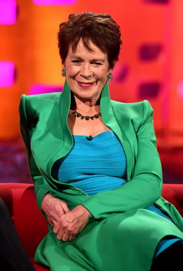 celia imrie new book