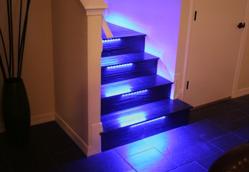 Wallace Takes His Stairs Beyond The Bulb With Color