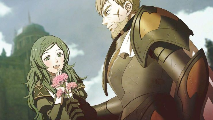 One New Addition That No One Could Ve Anticipated In The Latest Dlc For Fire Emblem Three Houses Was The Re In 2020 New Fire Emblem Fire Emblem Fire Emblem Characters